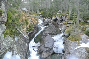 Waterfalls Of Cold Creek