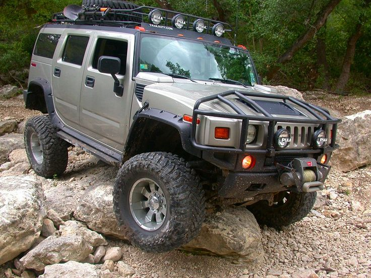 Offroad Hummer H2 | Offroad in Slovakia
