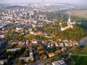 The Old Town Nitra