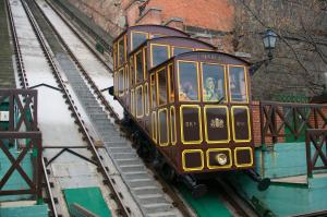 Funicular to Buda Castle