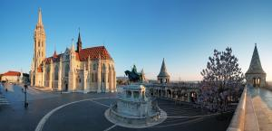 Fishermans-Bastion-And-Church